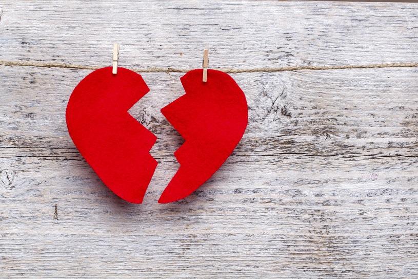broken heart - io e mia moglie ci odiamo