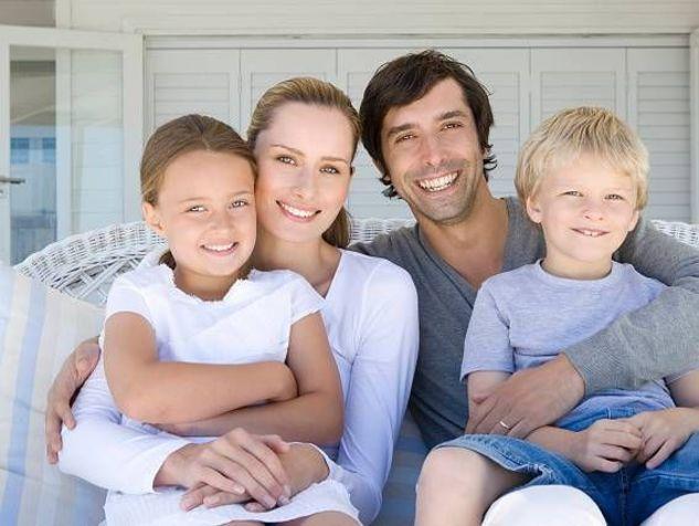 famiglia felice - Al liceo