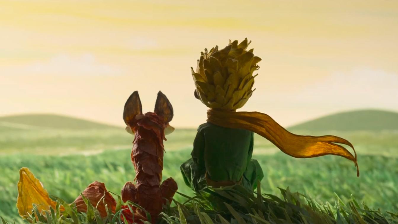 image il piccolo principe - Piango a guardare alcuni cartoni animati