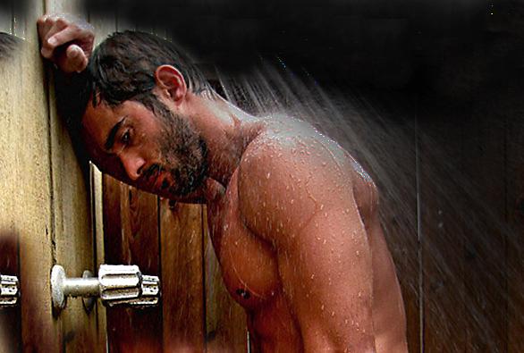 image imbarazzo sotto la doccia - Ho un serio problema