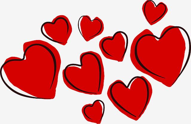 cuori san valentino - Aiutooo