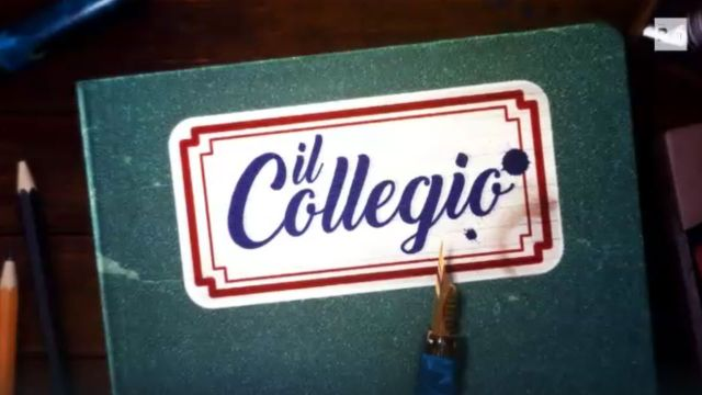 il collegio - Il Collegio