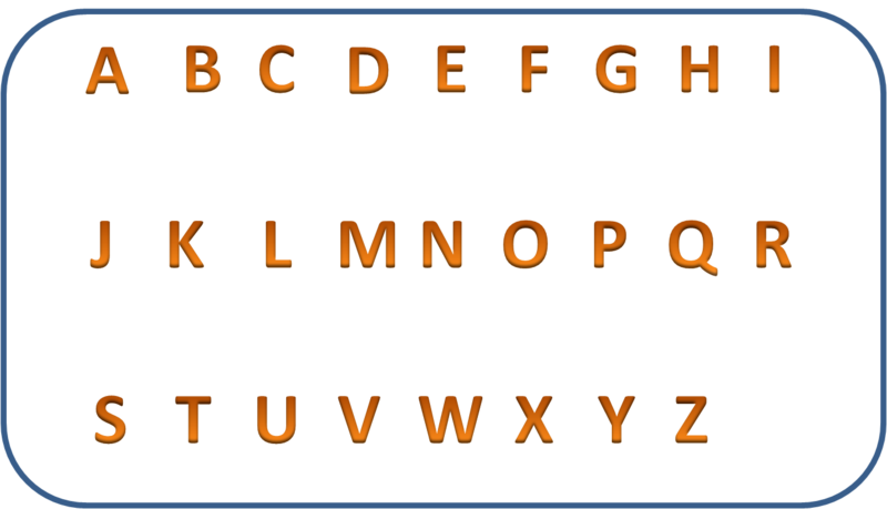 maledetto alfabeto - Maledetto alfabeto
