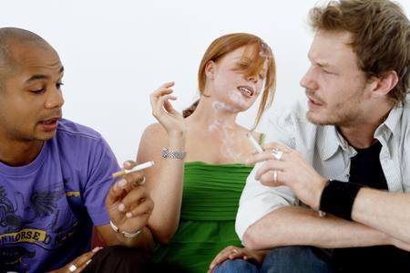 puzzare di fumo - La mia ragazza mi ha lasciato