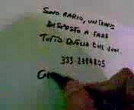 scritte nei bagni pubblici - Sei un traditore