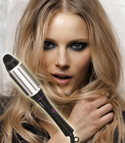 spazzola styling brush care di philips su vertical dyn - la spazzola