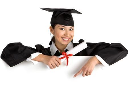 sua figlia era prossima alla laurea - Sua figlia era prossima alla laurea