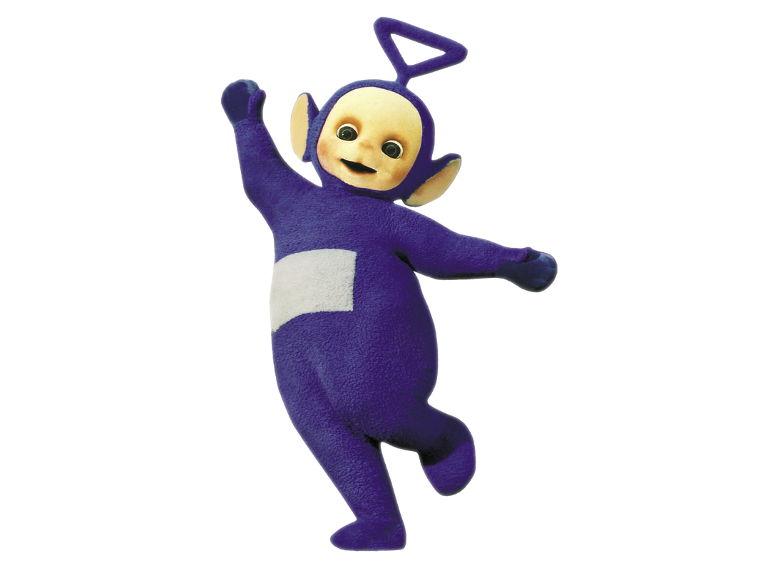 tinky winky teletabbies assassino - Teletabbies